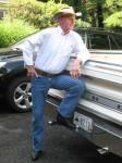 "Trucker ""Gater"" (by his CB handle (a.k.a. ""Grandpa"")"